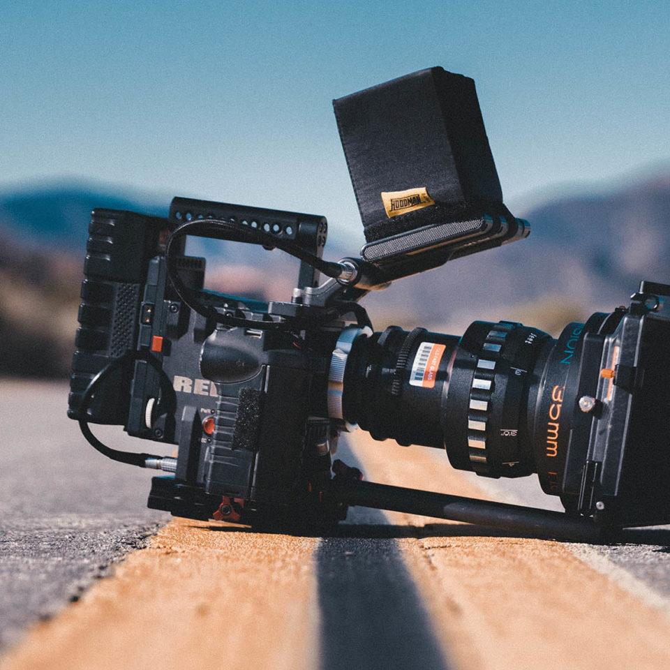 Производство кинокомпании Lux Media